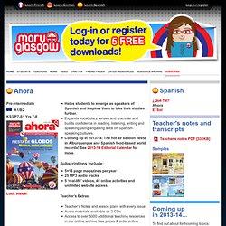 Mgm/subscribe > Magazine - Mary Glasgow Magazines