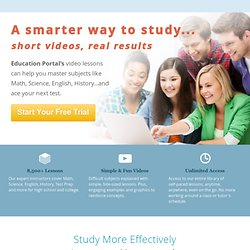 Subscribe to Education Portal