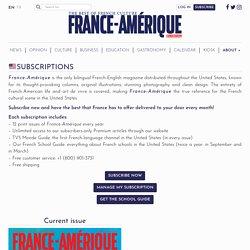 France-Amérique magazine