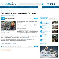 Top 10 Eco-friendly Substitutes for Plastic