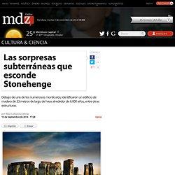 Las sorpresas subterráneas que esconde Stonehenge
