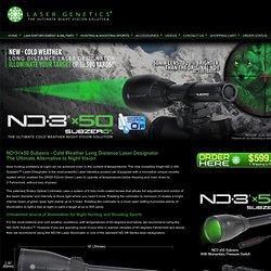ND3x50 Subzero Laser Designator