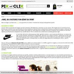 Le succès de la marque Nike expliqué par Pikandclik - Pik and Clik