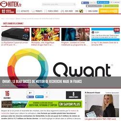 Qwant : le beau succès du moteur de recherche made in France