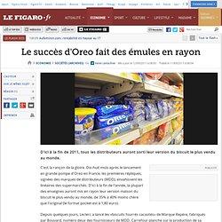 Sociétés : Le succès d'Oreo fait des émules en rayon