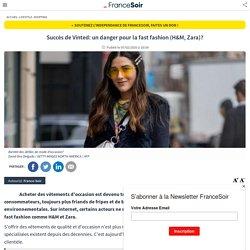 Succès de Vinted: un danger pour la fast fashion (H&M, Zara)?