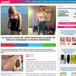 La success story de cette femme qui a perdu 35 kilos en changeant certaines habitudes