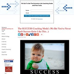 SUCCESS Coaching Model