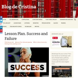 Lesson Plan. Success and Failure