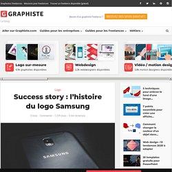 Success story: l'histoire du logo Samsung