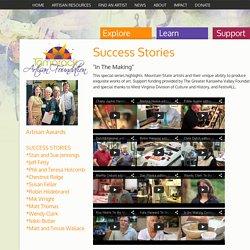 Success Stories-Tamarack Artisan Foundation
