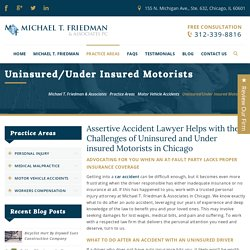 Joliet Uninsured Insured Motorists Lawyer