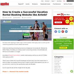 How to launch a airbnb like website using clone script?