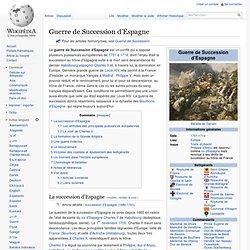 Guerre de Succession d'Espagne