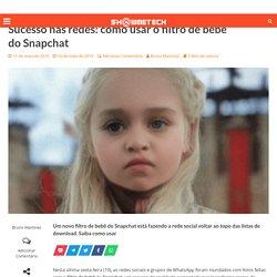 □ ▷ Cómo utilizar el Filtro de Bebé del Snapchat (ACTUALIZADO) » ✅