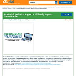 Suddenlink Technical Support – WildTechy Support Phone Number