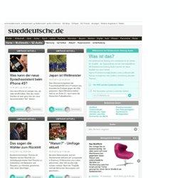 Süddeutsche Zeitung Audio