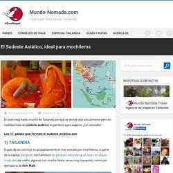 El Sudeste Asiático, ideal para mochileros – Mundo-Nomada.com