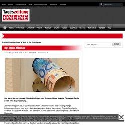 Das Strom-Märchen – Die Neue Südtiroler Tageszeitung