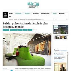 Suède : présentation de l'école la plus design au monde