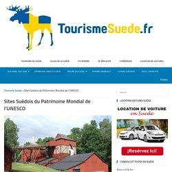 Sites Suédois du Patrimoine Mondial de l'UNESCO - Tourisme Suede