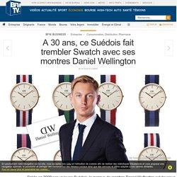 A 30 ans, ce Suédois fait trembler Swatch avec ses montres Daniel Wellington