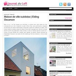 Maison de ville suédoise