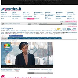 Suffragette (2015) - MYmovies.it