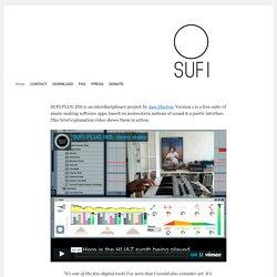Sufi Plug Ins