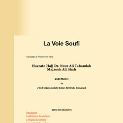 La Vioe Soufi