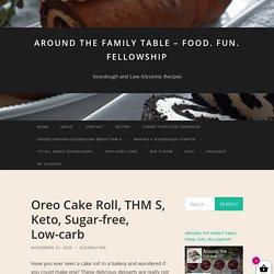 Around the Family Table – Food. Fun. Fellowship