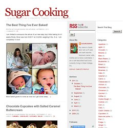Sugar Cooking