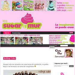 Sugar Mur: Rolling Cake