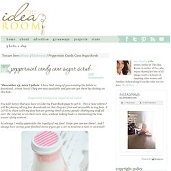 Sugar Scrubs Recipes