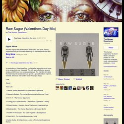 Raw Sugar (Valentines Day Mix)