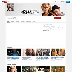 SugarlandVEVO's Channel