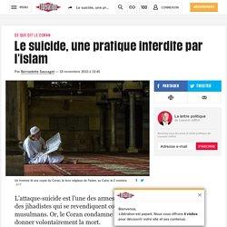 Le suicide, une pratique interdite par l'islam