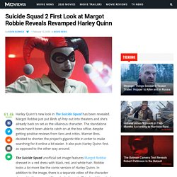 Suicide Squad 2 First Look at Margot Robbie Reveals Revamped Harley Quinn