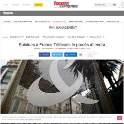 Suicides à France Télécom: le procès attendra