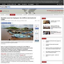 Suicides sous les tropiques: les chiffres alarmants de l'OMS