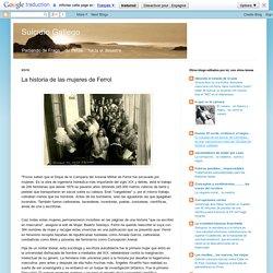 Suicidio Gallego: La historia de las mujeres de Ferrol