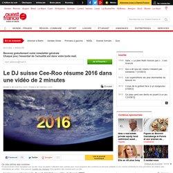 Le DJ suisse Cee-Roo résume 2016 dans une vidéo de 2 minutes
