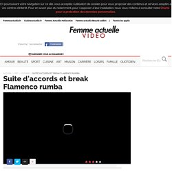 Suite d'accords et break