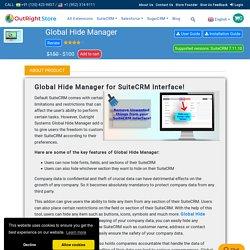 Global Hide Manager