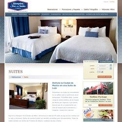 Suites de Lujo en el Centro Histórico de México Hampton Inn