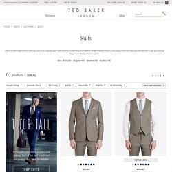 Wool suit jacket - Mid Blue