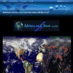 Suivi du Gulf Stream - Meteo et climat