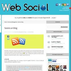 Suivre un blog