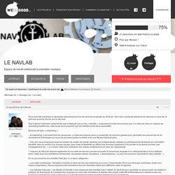 Sujet: Les services du NavLab