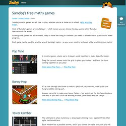 Teacher Portal - Sumdog's free maths games